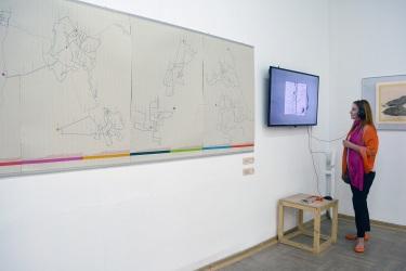 Trinnale exhibition pop upSm2