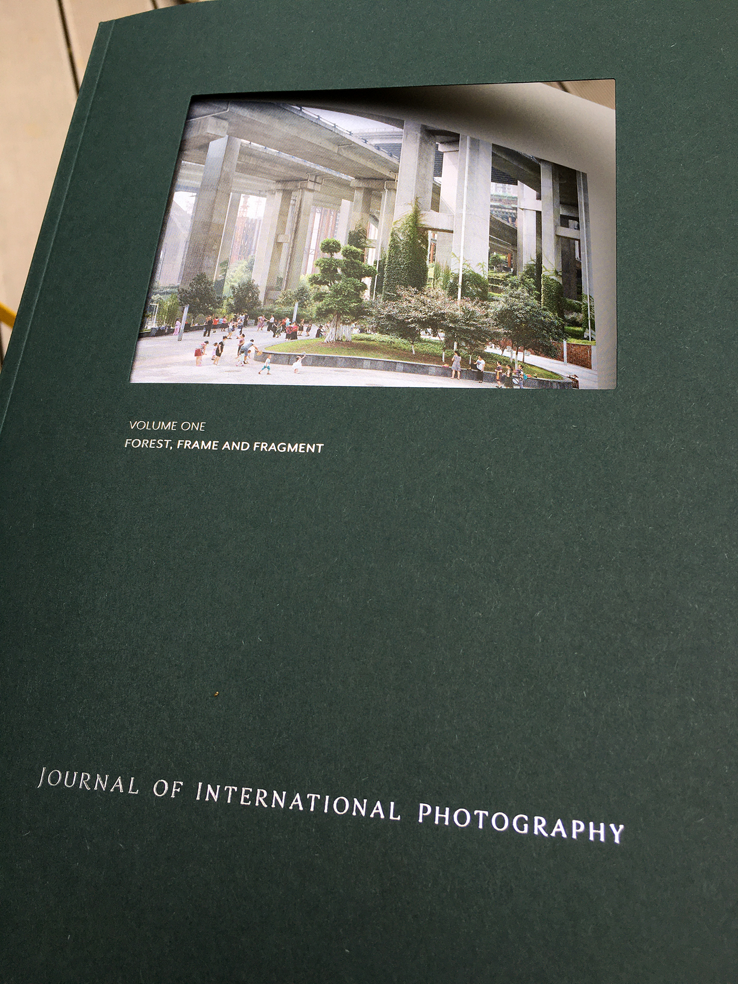 THE JOURNAL OF INTERNATIONAL PHOTOGRAPHY